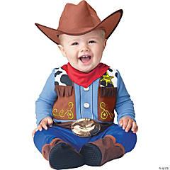 Baby Boy's Wee Wrangler Costume