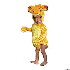 Baby Boy's The Lion King™ Simba Costume - 12-18 Months