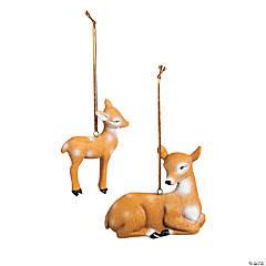 Baby Deer Ornaments