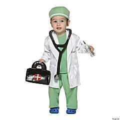 Baby Doctor Costume - 18-24 Mo.