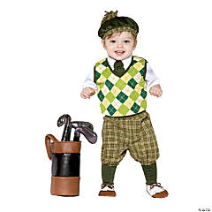 Baby Future Golfer Costume - 18-24 Mo.