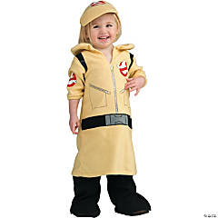 Baby Girl's Ghostbusters™ Costume - 6-12 Months