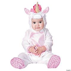 Baby Girl's Magical Unicorn Costume - 12-18M