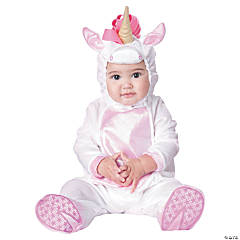 Baby Girl's Magical Unicorn Costume - 6-12 Months