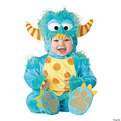 Baby Lil Monster Costume - 6-12 Months