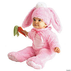 Baby Precious Pink Wabbit Costume - 6-12 Months