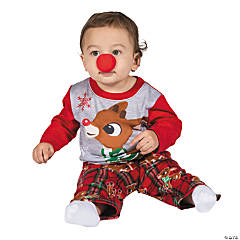 Baby Rudolph the Red-Nosed Reindeer® Pajamas - 12 Months