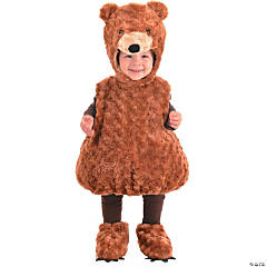 Baby's Teddy Bear Costume - 18-24 Mo.