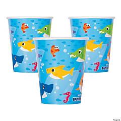 Baby Shark Paper Cups