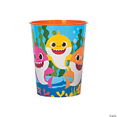 Baby Shark Plastic Cup