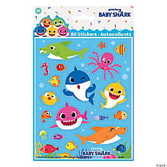 Baby Shark Sticker Sheets