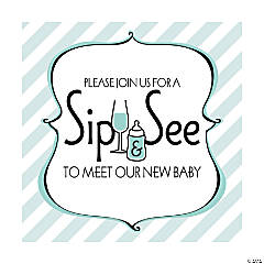 Baby Sip & See Party Supplies