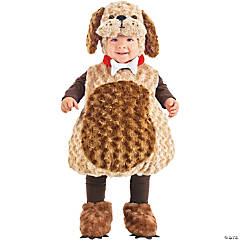 Baby/Toddler Furry Puppy Costume