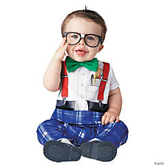 Baby/Toddler Nursery Nerd Costume