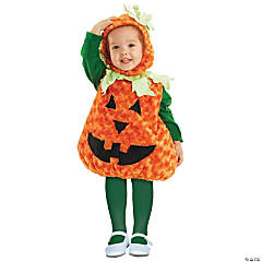 Baby/Toddler Pumpkin Costume