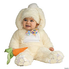 Baby Vanilla Bunny Costume - 12-18 Months