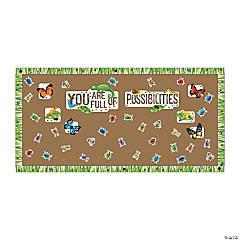 Backyard Adventure Bulletin Board Set