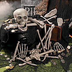 Bag of Bones Halloween Decoration