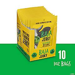 Baja Jerky Salsa Fresca Beef Jerky (1 oz, 10 Pack)