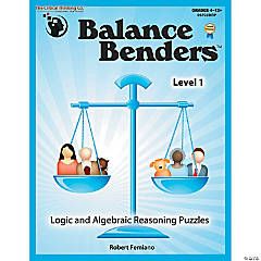 Balance Benders™ Level 1, Grades 4-12, Set of 2 books