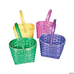 Bamboo Rectangle Baskets