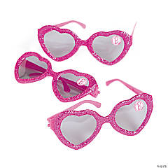 Barbie™ Sparkle Glitter Heart Glasses
