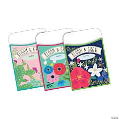 Barker Creek<sup>®</sup> Petals & Prickles Library Pockets