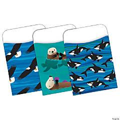 Barker Creek<sup>®</sup> Sea & Sky Library Pockets