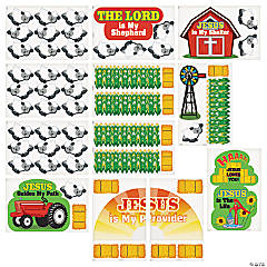 Barnyard Bulletin Board Set