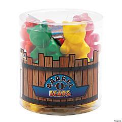 Barrel-O'-Bear Stress Toys