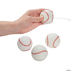 Baseball Squirt Toys