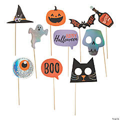 Basic Boo Photo Stick Props