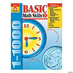 Basic Math Skills Book, Teacher Reproducibles, Grade 2