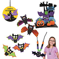Basically Bats Craft Kit Assortment