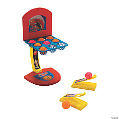Basketball Tic-Tac-Toe Game