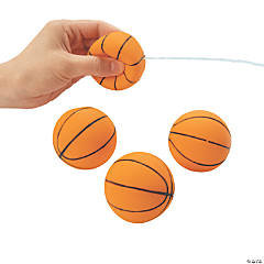 Basketball Water Squirt Toys