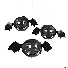 Bat Hanging Paper Lanterns PDQ