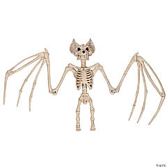 Bat Skeleton Halloween Decoration
