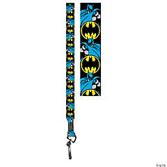 Batman Cape Lanyards