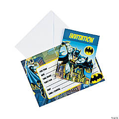 Batman™ Invitations