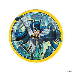 Batman™ Paper Dinner Plates - 8 Ct.