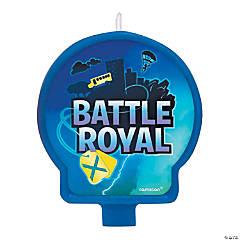 Battle Royal Birthday Candle