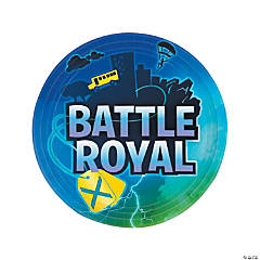 Battle Royal Paper Dinner Plates - 8 Ct.