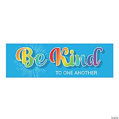Be Kind Custom Banner - Medium