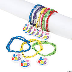 Be Kind Friendship Rope Bracelets