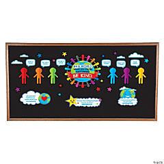 Be Kind Religious Bulletin Board Set