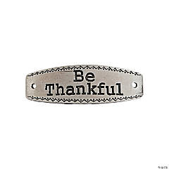 Be Thankful Charms