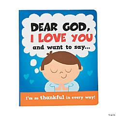 Be Thankful Mini Board Books