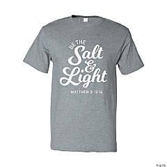 Be The Salt & Light Adult's T-Shirt - Small