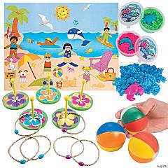 Beach Fun At-Home Kit